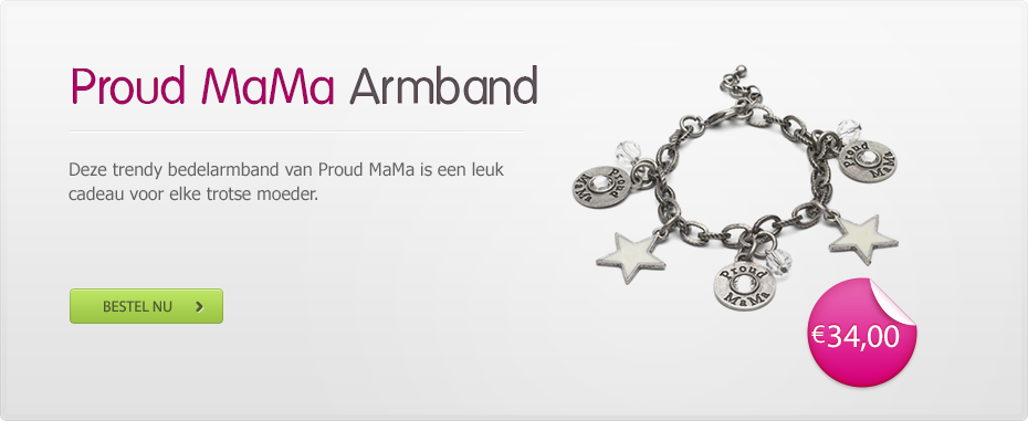 Proud MaMa Armband